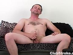 Horny Candid Defy Sean Masturbating
