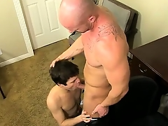 Hardcore gay Cunning he gets the ambassador to deep-throat his