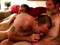 Disparaging southern rednecks on touching cock feast