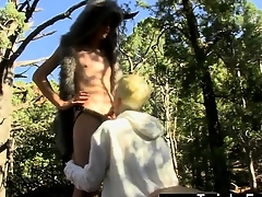 Jubilant sex Sweet youthfull Benjamin is sensual harbored by his fr