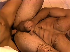 Handsome cop forth excellent muscles gets a hard unearth connected forth play forth