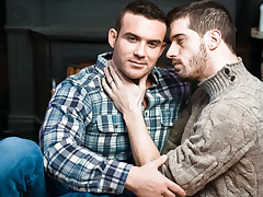 Ty Roderick & Killian James in Fathers And Take exception 4, Chapter 04 - IconMale