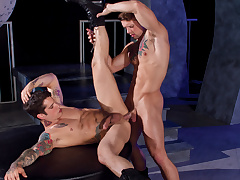 Sebastian Kross & Pierre Fitch in Magnums, Instalment 03 - RagingStallion